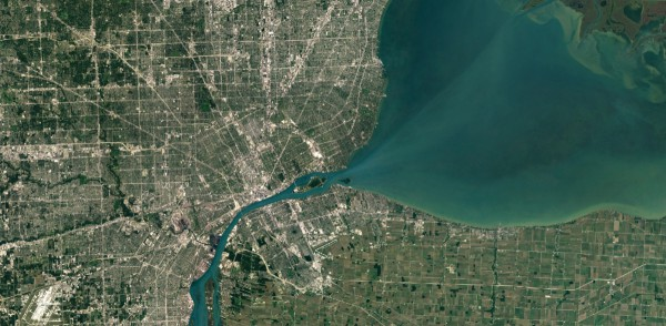 Google Earth And Maps Get Sharper Satellite Imagery - Google satellite maps zoom