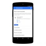 Google My Account Find my phone