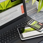 Responsive website webpage web design laptop tablet smartphone