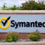 Symantec logo sign