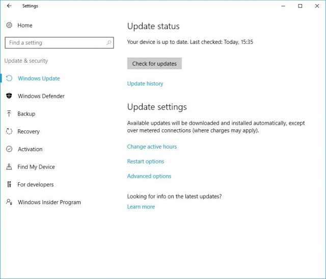 how to download and install windows 10 anniversary update now