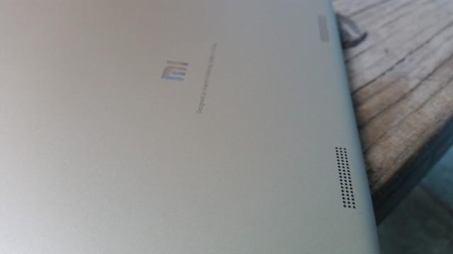 Xiaomi Mi Pad 2 speakers