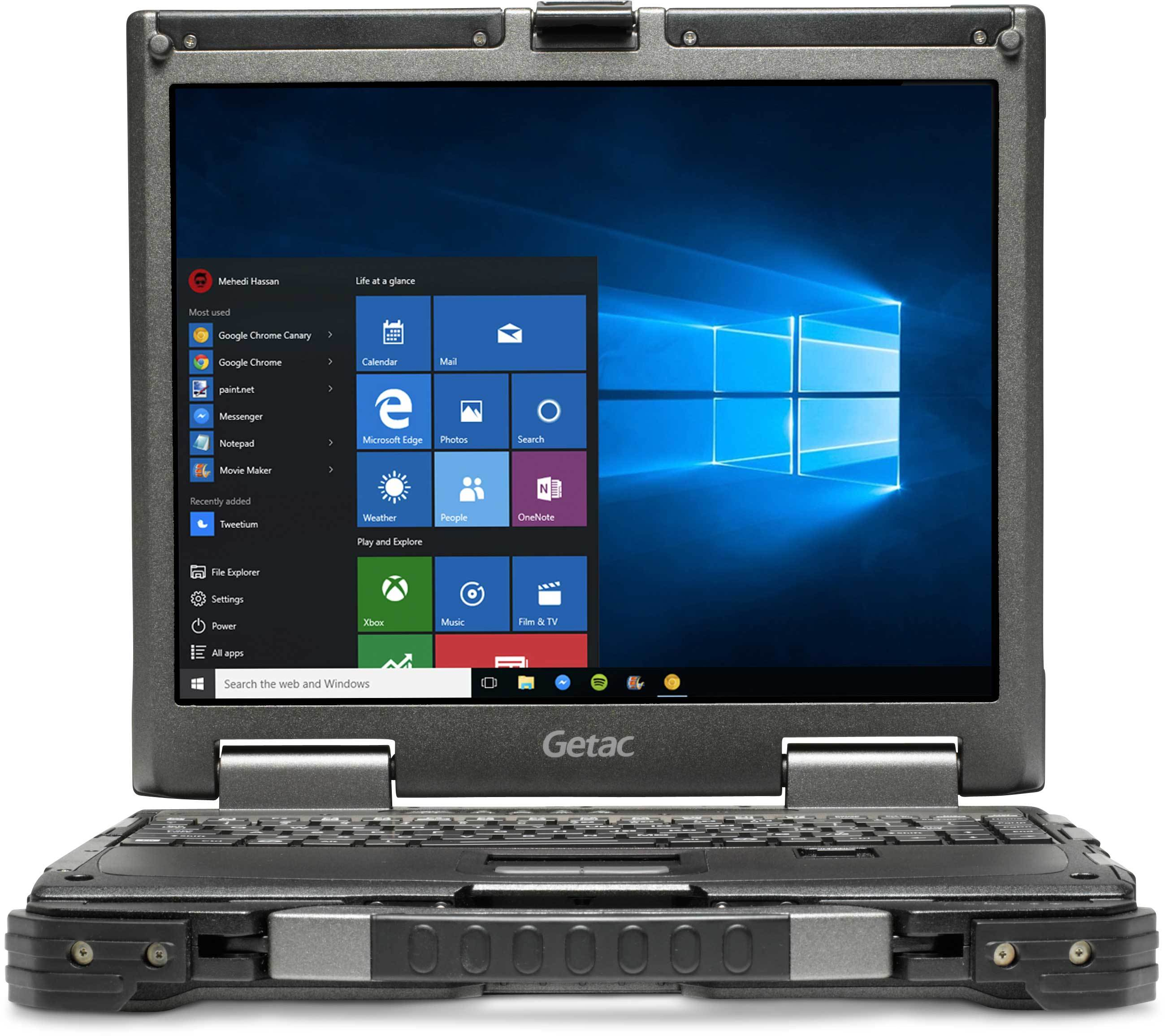 Getac B300 Is A Super Rugged Intel Skylake Powered Windows
