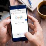 google-on-phone