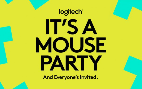 Logitech unveils '2016 Party Collection' of mobile mice for Windows