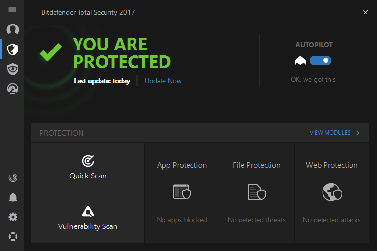Bitdefender 2017 and lifetime activator full version