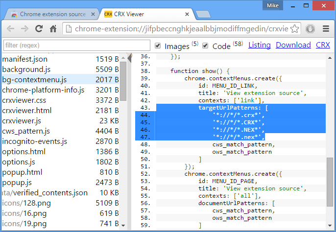 Download Crx File For Chrome