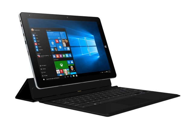 Chuwi Vi10 Plus tablet includes Windows 10 and Android for ...