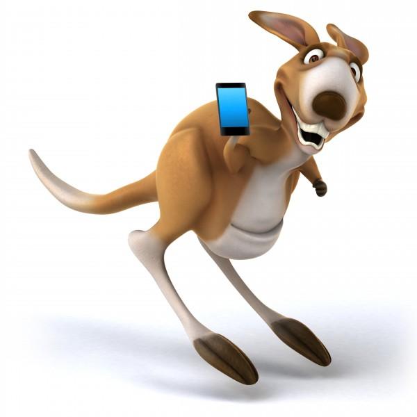 KangarooSmartphone