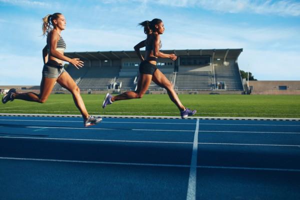 Runners two race runner up