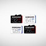 Samsung UFS cards 32GB 64GB 128GB 256GB