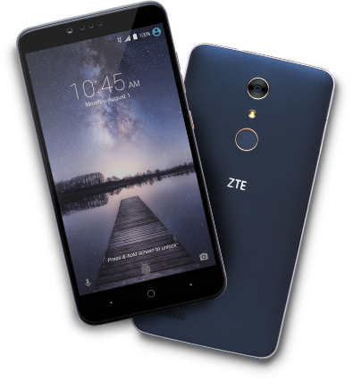 Reply zte zmax android phone the