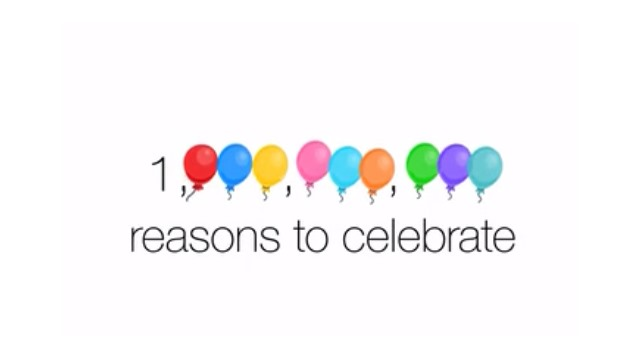 Facebook Celebrates 1 Billion Monthly Messenger Users