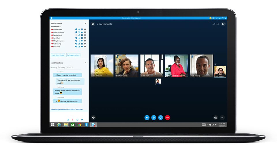 skype for business Skype for business (formerly microsoft office communicator and microsoft lync) is an instant messaging client used with skype for business server or with skype for.