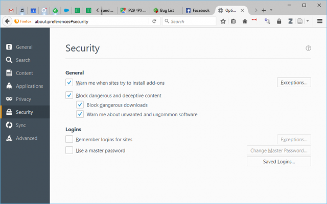 Firefox 48 FINAL improves download protection as part of wider