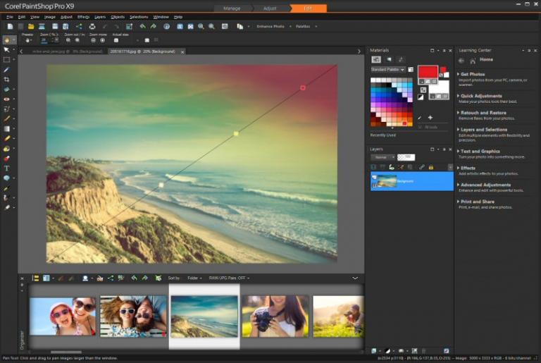 paintshop pro x9 download