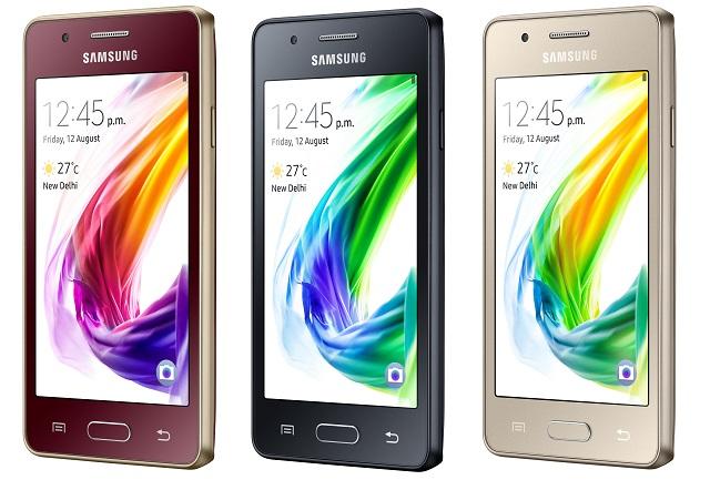 Samsung Z2 Is The Worlds First 4G Tizen Smartphone