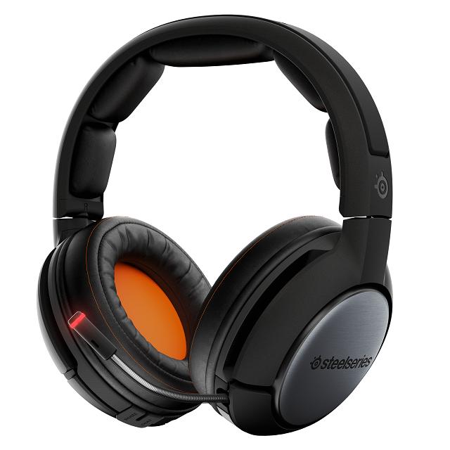 steelseries unveils siberia 840 bluetooth gaming headset. Black Bedroom Furniture Sets. Home Design Ideas