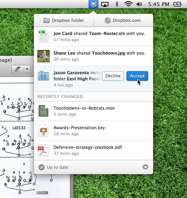 MacDropbox Apple releases macOS Sierra as free upgrade