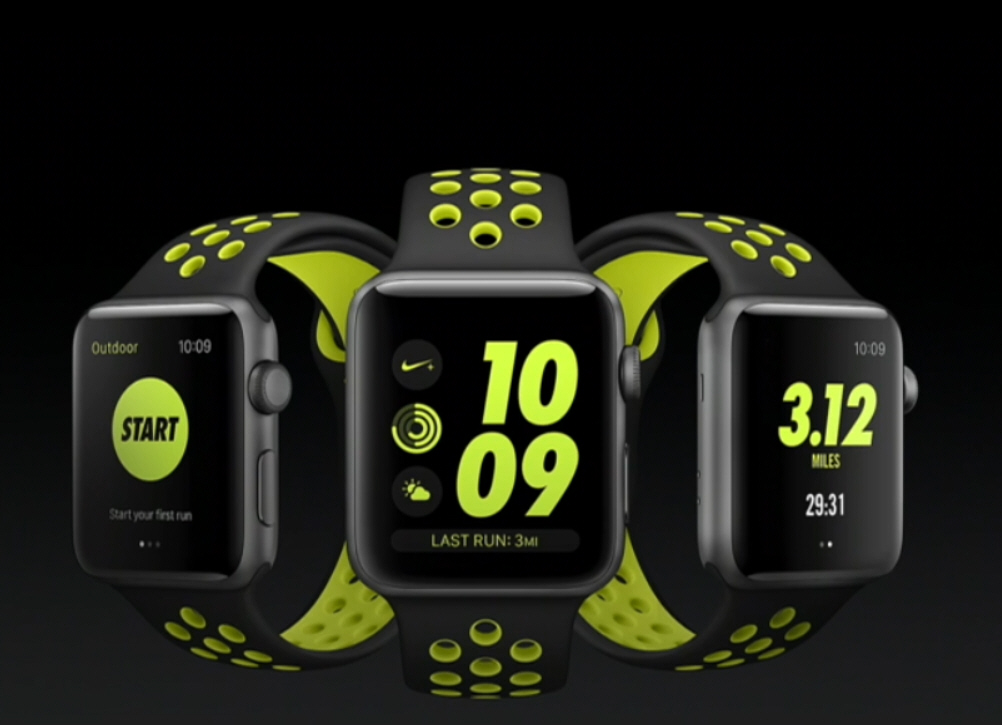 Apple unveils Watch Series 2 -- twice as fast and waterproof