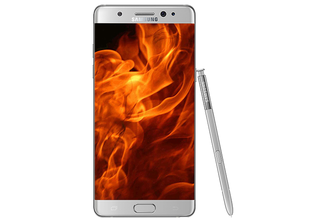 Note7 fire
