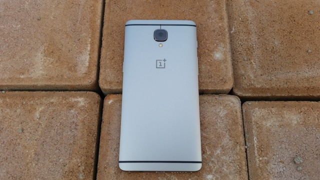 OnePlus 3 back