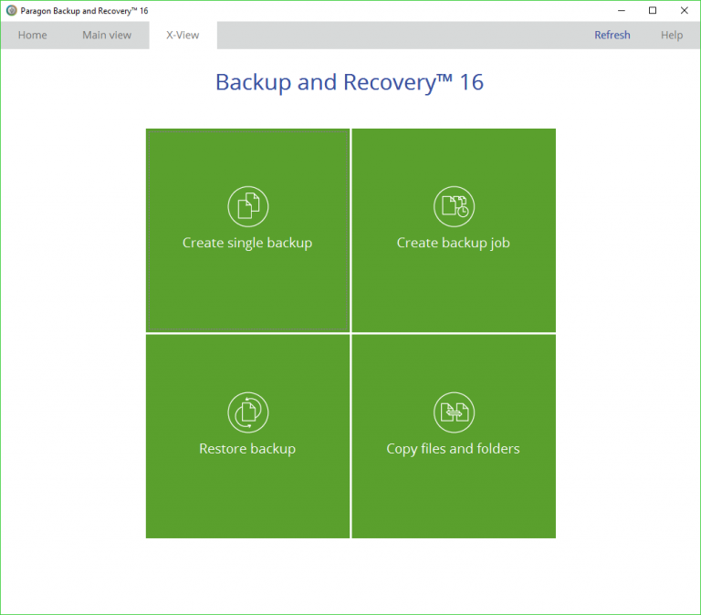 Paragon backup & recovery 16 free download software reviews.