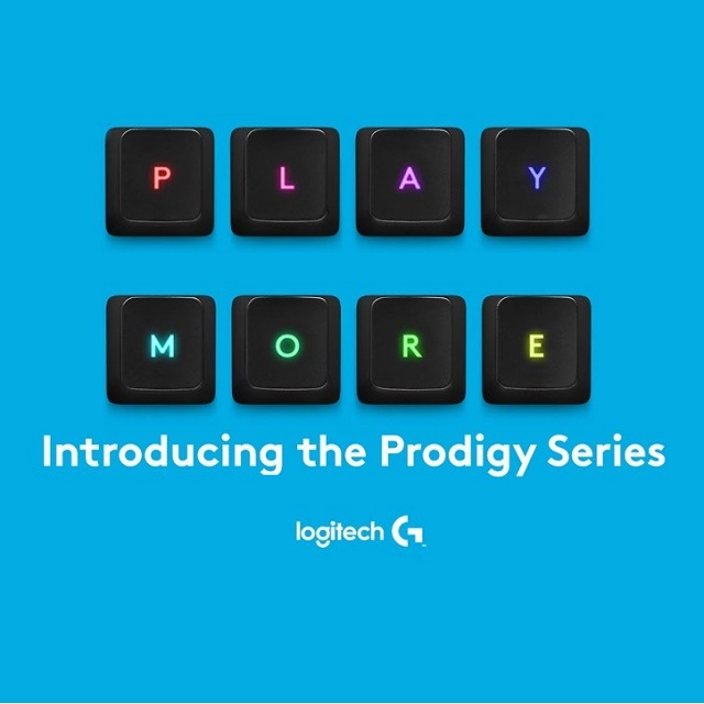 Logitech G unveils 'Prodigy' line of PC gaming gear for the casual 'everyman'