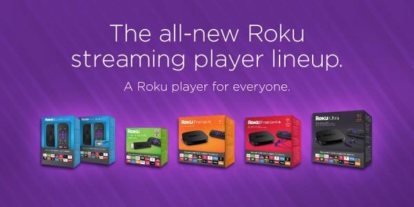 Roku-Lineup