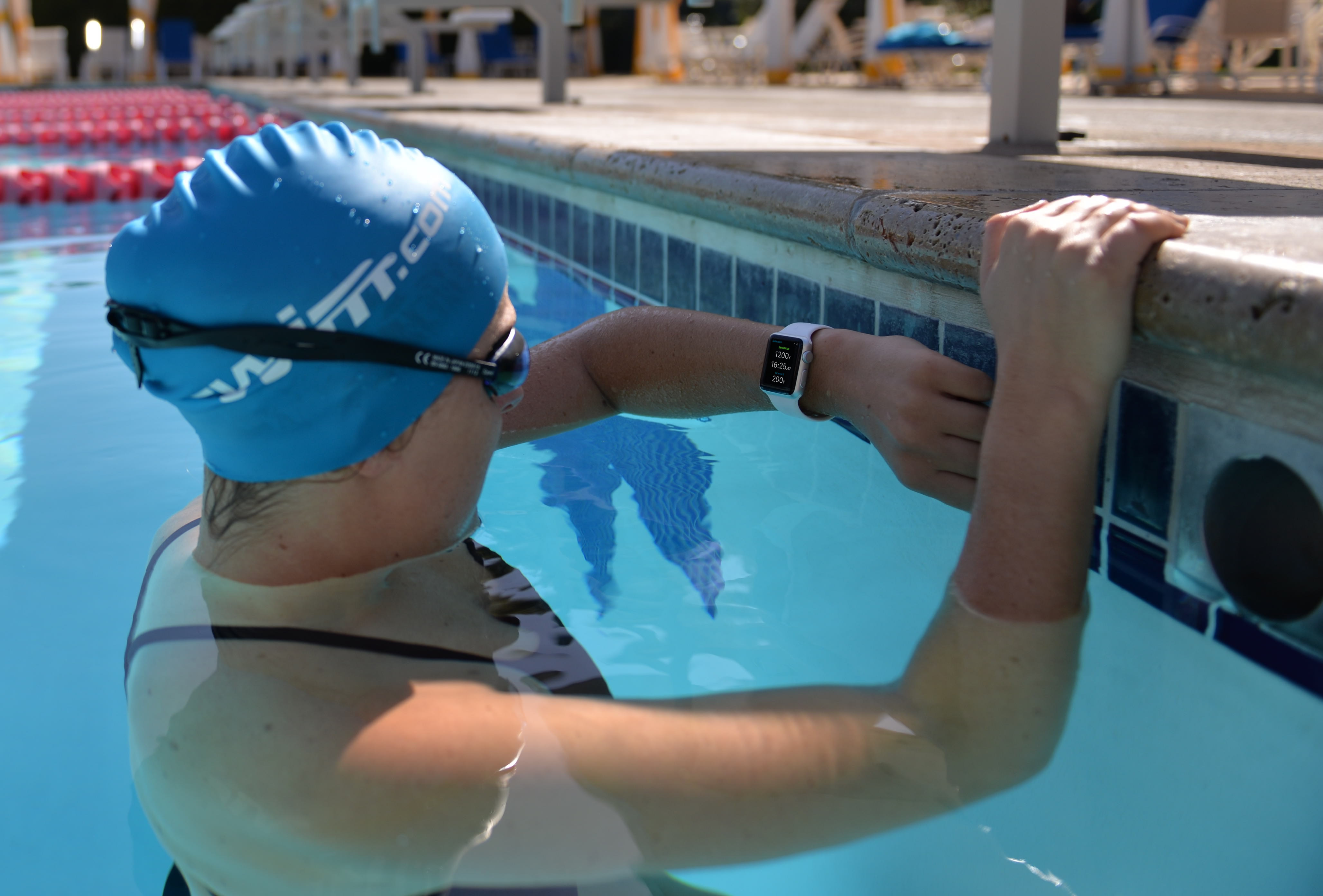 Swim.com Apple Watch 6