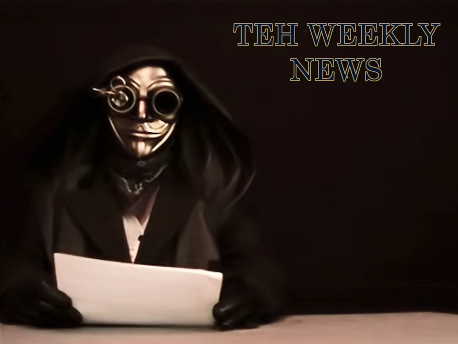 Teh Weekly News