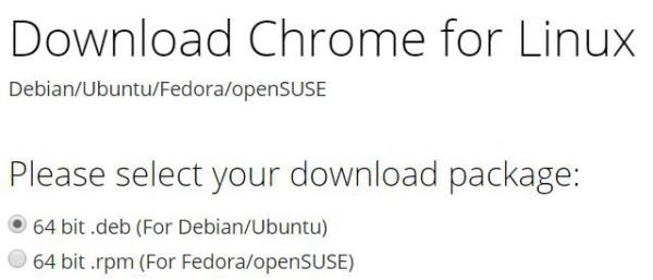 How to: Install Google Chrome web browser on Ubuntu Linux