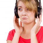 Unhappy music