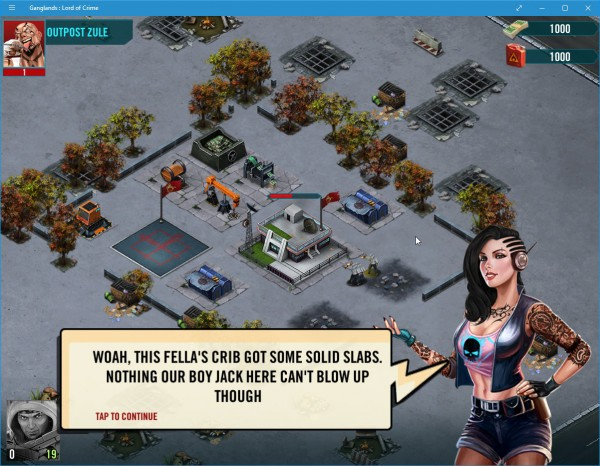 Ganglands lord of crime is an empire building game that comes with