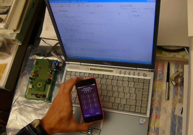 iphone crack