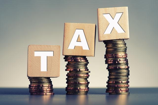 tax-coin-piles