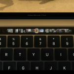 MacBook Pro's compelling new feature is the TouchBar.