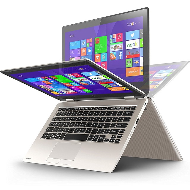 Giveaway] Win a Toshiba Windows 10 convertible 2-in-1 laptop