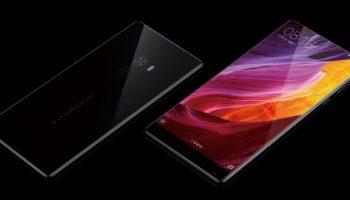 Xiaomi Mi Max front back