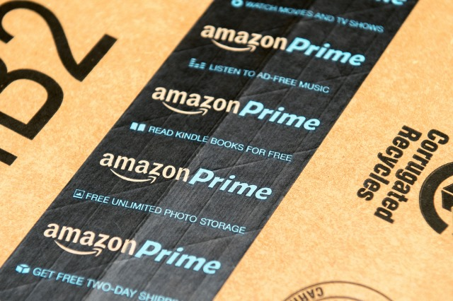 With Amazon Prime Reload you can earn 2 percent cashback on purchases