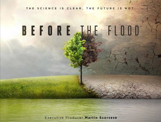 Movie about flooding