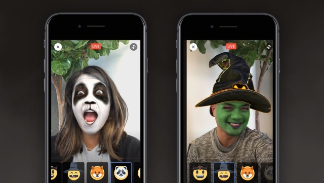 facebook-halloween-masks