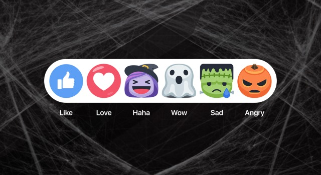 facebook-reactions-halloween