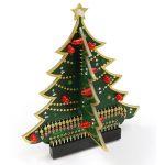 Christmas Tree Pi 3D