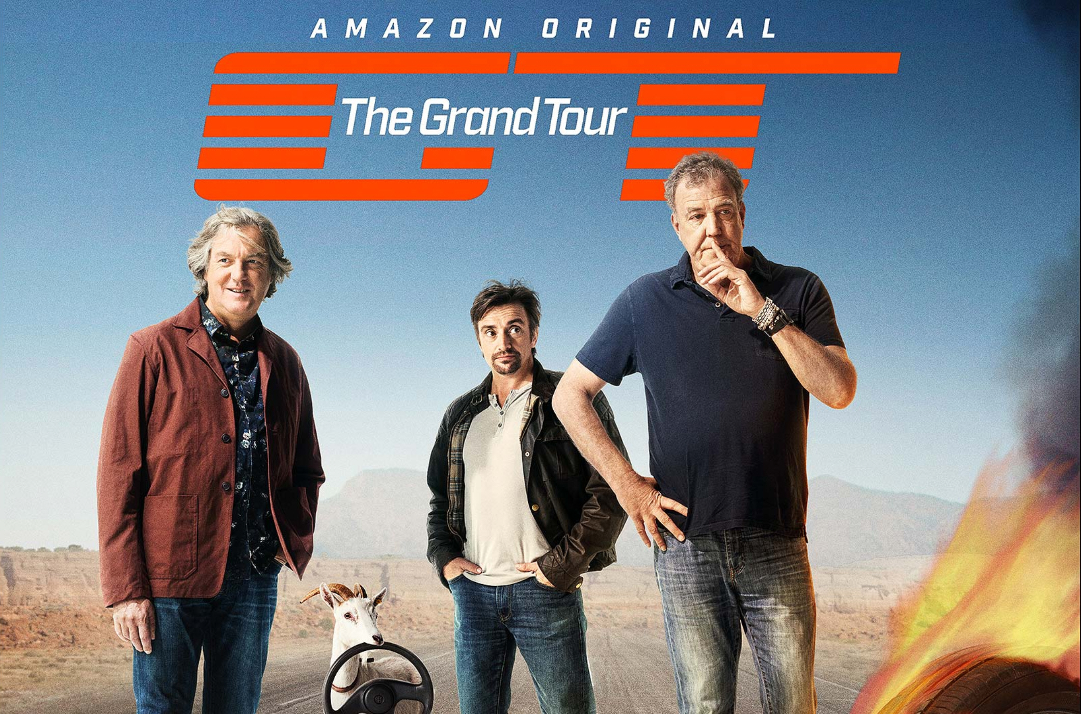 The Grand Tour Is Amazon S Biggest Hit