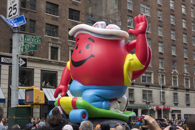 Watch the Macy\u0027s Thanksgiving Day Parade 360-degree YouTube live