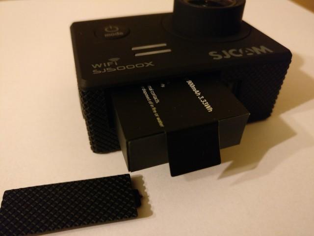 SJCAM SJ5000x Elite battery