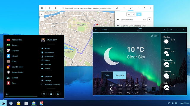 Zorin OS 12 Ubuntu-based Linux distribution now available