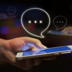 Chat Bubble Smartphone