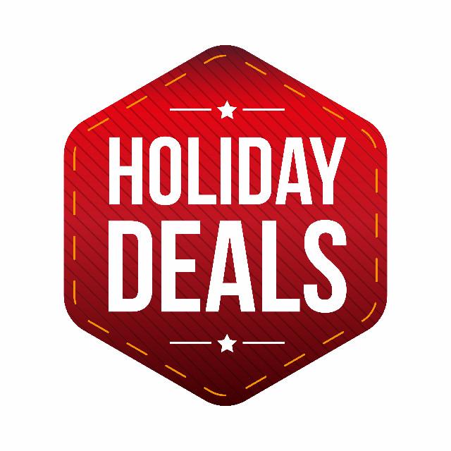 Weekend deals shopping